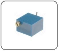Rezistori pieskaņošanie daudzapgriezienu SMD 250mW