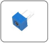 Rezistori pieskaņošanie horizontalā metalokeramiskie 250mW