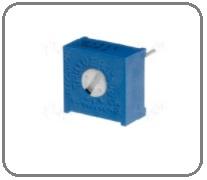 Rezistori pieskaņošanie horizontalā metalokeramiskie 500mW