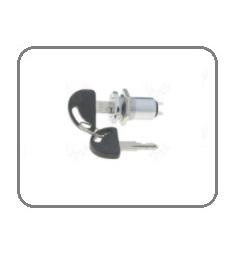 Miniatūras slēdzenes ar atslēgu