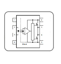 Optroni IGBT draiveru izeja