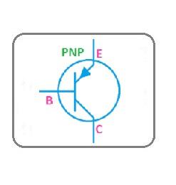 PNP tranzistori