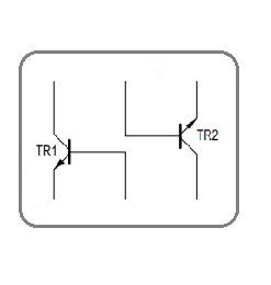 NPN/NPN Tranzistori
