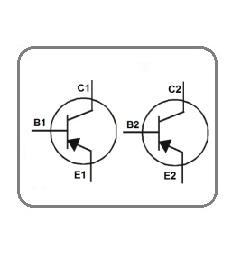 PNP/PNP Tranzistori