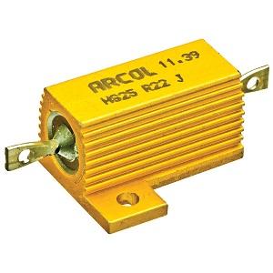 Rezistori 25W ar radiatoriem