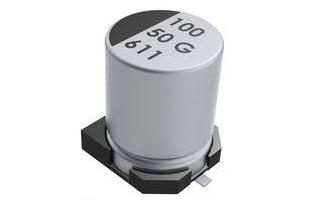 Kondensātori elektrolitiskie SMD