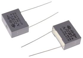 Kondensātori polipropilēna, traucējumi (X1, X2, Y2)